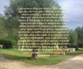 Agriturismo Massaro Pietro