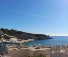 Castro Marina -Apartment Punta Correnti- in front of the sea