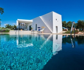 Modern Villa in Cisternino with a Swimming Pool