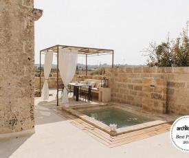 Dimora Sighé, villa di charme con piscina nel Salento in Puglia