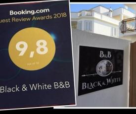 b&b black-and-white