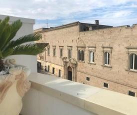 Balcone del Barone con terrazzo e Wifi