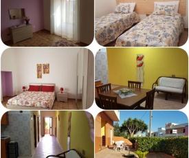Pescoluse Casa Vacanze Salento