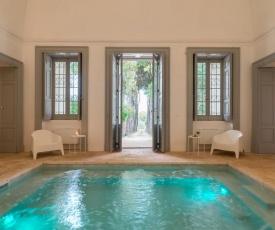 Masseria Fumarola with indoor pool and jacuzzi